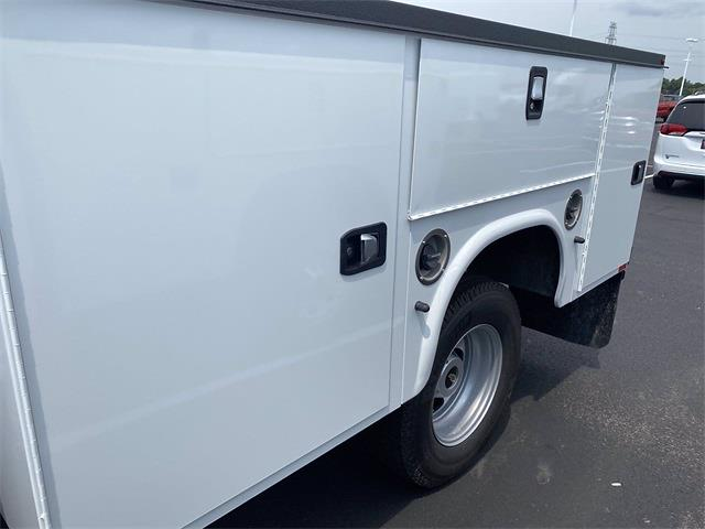 2021 Silverado 3500 Regular Cab 4x4,  Knapheide Steel Service Body #5690456 - photo 9