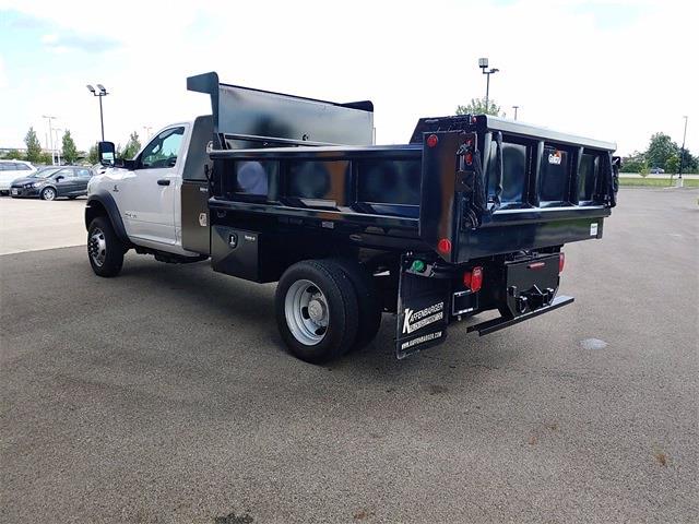 2021 Silverado 3500 Regular Cab 4x4,  Godwin 184U Dump Body #5690458 - photo 6