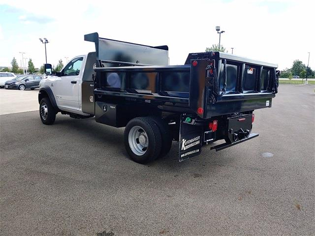 2021 Silverado 3500 Regular Cab 4x4,  Godwin 184U Dump Body #5690458 - photo 7