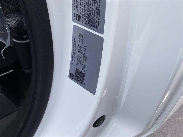 2021 Silverado 3500 Regular Cab 4x4,  Knapheide Value-Master X Stake Bed #5690465 - photo 12