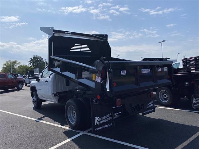 2021 Silverado 3500 Regular Cab 4x4,  Crysteel E-Tipper Dump Body #5690467 - photo 2