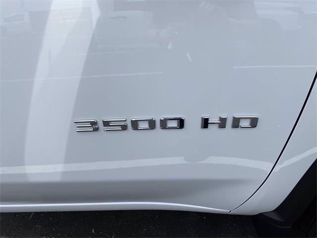 2021 Silverado 3500 Regular Cab 4x4,  Crysteel E-Tipper Dump Body #5690467 - photo 6