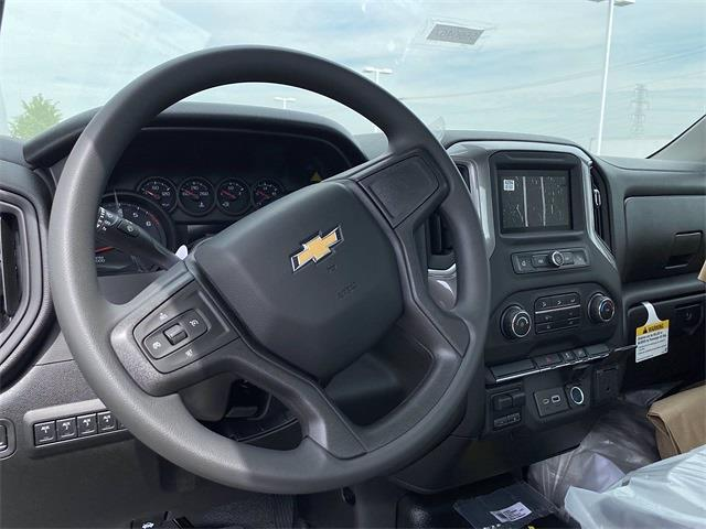 2021 Silverado 3500 Regular Cab 4x4,  Crysteel E-Tipper Dump Body #5690467 - photo 7