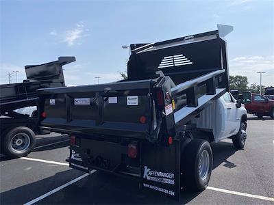 2021 Silverado 3500 Regular Cab 4x4,  Crysteel E-Tipper Dump Body #5690467 - photo 11