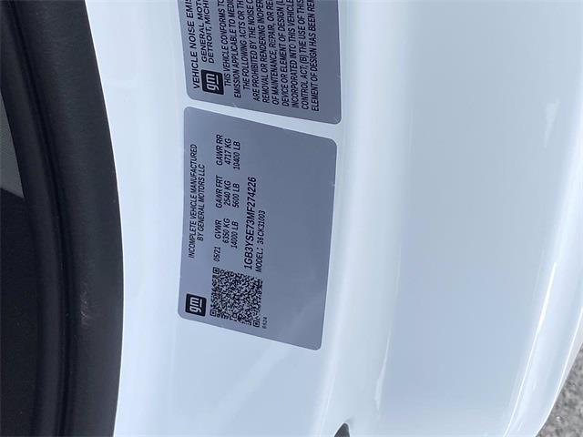 2021 Silverado 3500 Regular Cab 4x4,  Cab Chassis #5690469 - photo 12