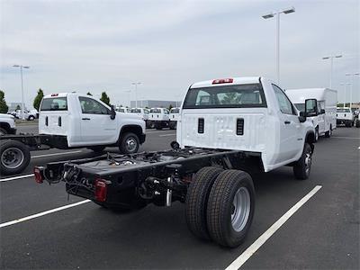 2021 Silverado 3500 Regular Cab 4x4,  Cab Chassis #5690469 - photo 6