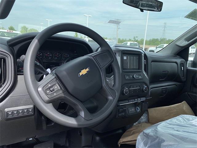 2021 Silverado 3500 Regular Cab 4x4,  Godwin 184U Dump Body #5690470 - photo 8