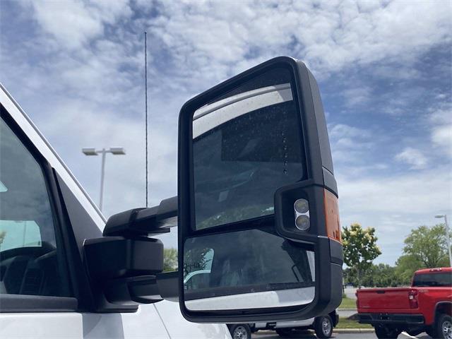 2021 Silverado 5500 Regular Cab DRW 4x2,  Reading Landscaper SL Landscape Dump #5690480 - photo 13