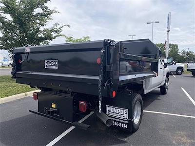 2021 Silverado 3500 Crew Cab 4x4,  Monroe Truck Equipment MTE-Zee Dump Body #5690482 - photo 10