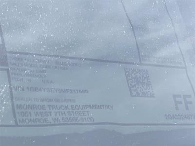 2021 Silverado 3500 Crew Cab 4x4,  Monroe Truck Equipment MTE-Zee Dump Body #5690482 - photo 13