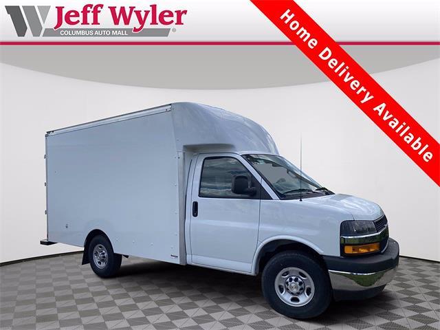 2021 Chevrolet Express 3500 4x2, Supreme Service Utility Van #5690492 - photo 1