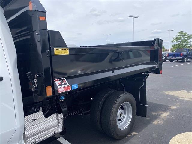 2021 Silverado 3500 Crew Cab 4x4,  Monroe Truck Equipment MTE-Zee Dump Body #5690495 - photo 13