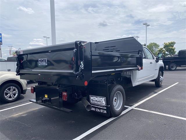 2021 Chevrolet Silverado 3500 Crew Cab 4x4, Monroe Dump Body #5690495 - photo 1