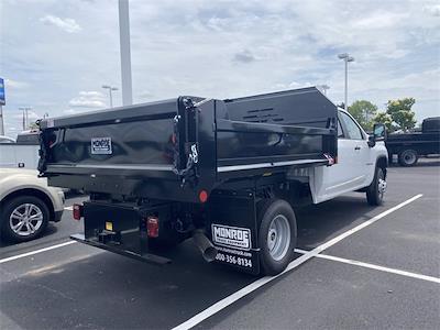 2021 Silverado 3500 Crew Cab 4x4,  Monroe Truck Equipment MTE-Zee Dump Body #5690495 - photo 2