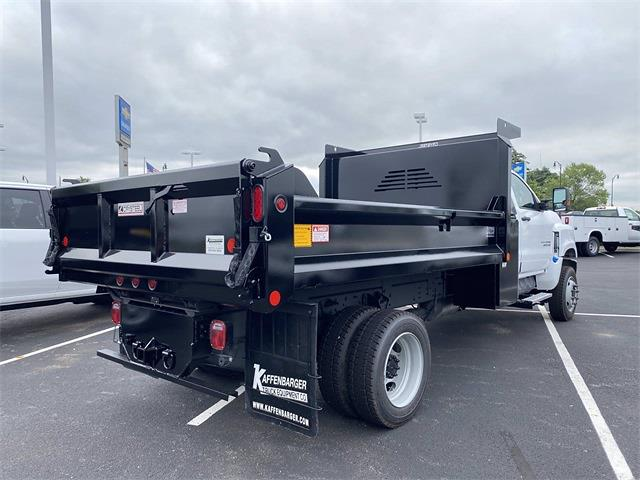 2021 Silverado 4500 Regular Cab DRW 4x4,  Crysteel E-Tipper Dump Body #5690502 - photo 11