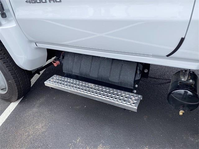 2021 Silverado 4500 Regular Cab DRW 4x4,  Crysteel E-Tipper Dump Body #5690502 - photo 7