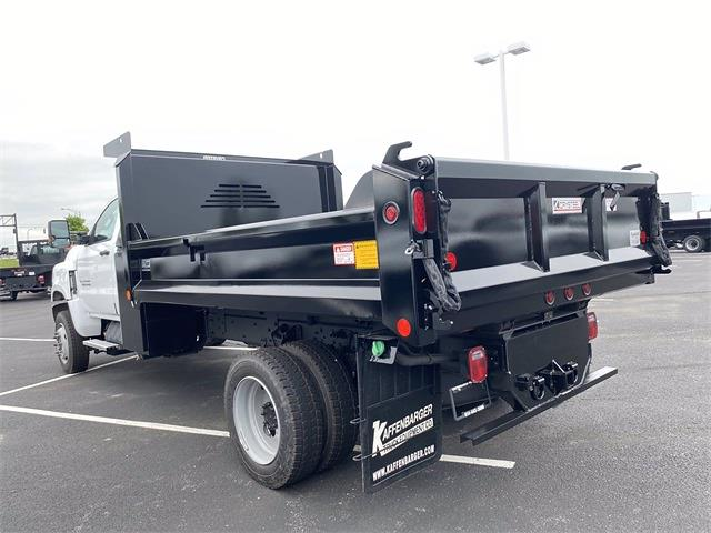 2021 Silverado 4500 Regular Cab DRW 4x4,  Crysteel E-Tipper Dump Body #5690502 - photo 2