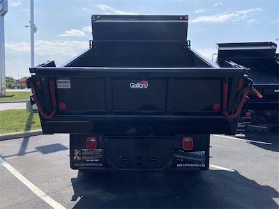 2021 Silverado 3500 Regular Cab 4x4,  Galion 100U Dump Body #5690506 - photo 12