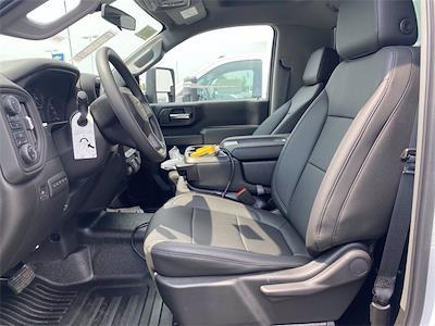 2021 Silverado 3500 Regular Cab 4x4,  Godwin 184U Dump Body #5690518 - photo 12