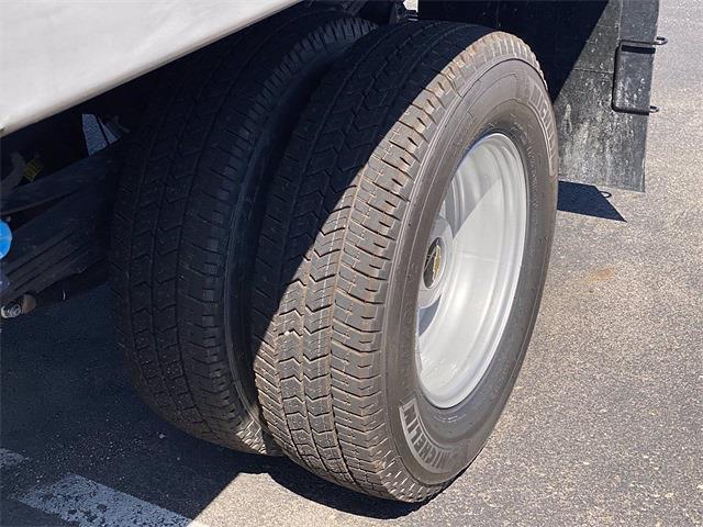 2021 Silverado 3500 Regular Cab 4x4,  Dump Body #5690522 - photo 13