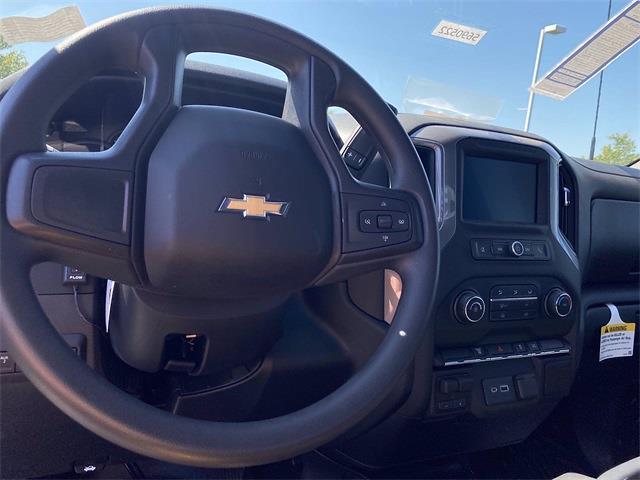 2021 Silverado 3500 Regular Cab 4x4,  Dump Body #5690522 - photo 10