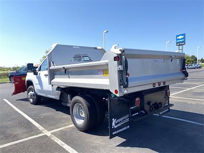 2021 Silverado 3500 Regular Cab 4x4,  Dump Body #5690522 - photo 2
