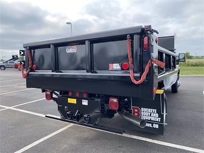 2021 Silverado 3500 Regular Cab 4x4,  Galion 100U Dump Body #5690533 - photo 2
