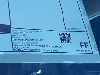 2021 Silverado 3500 Crew Cab 4x4,  Duramag Service Body #5690544 - photo 15