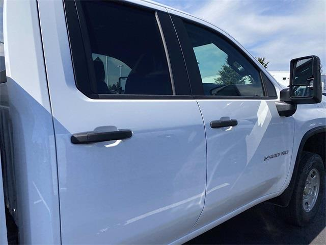 2021 Chevrolet Silverado 2500 Double Cab 4x4, Monroe MSS II Service Body #5690605 - photo 14