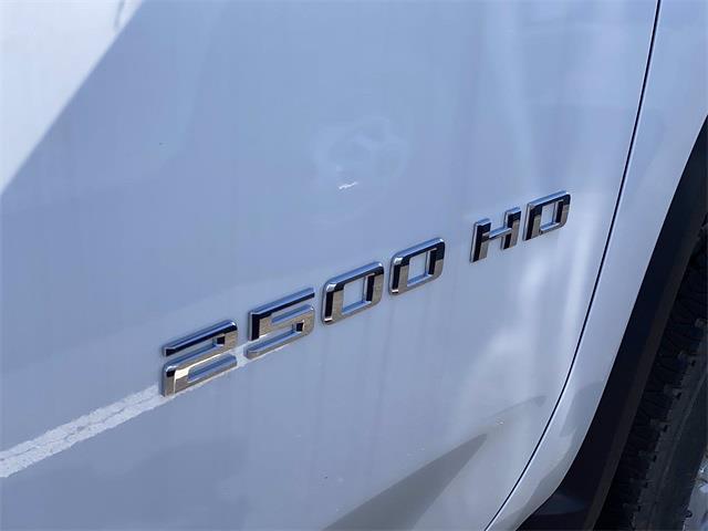 2021 Chevrolet Silverado 2500 Double Cab 4x4, Monroe MSS II Service Body #5690605 - photo 15