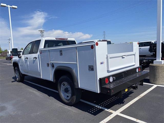 2021 Chevrolet Silverado 2500 Double Cab 4x4, Monroe Service Body #5690605 - photo 1