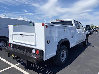 2021 Chevrolet Silverado 2500 Double Cab 4x4, Monroe MSS II Service Body #5690605 - photo 11
