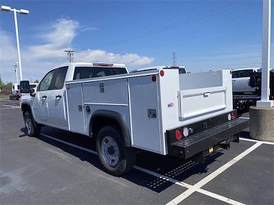 2021 Chevrolet Silverado 2500 Double Cab 4x4, Monroe MSS II Service Body #5690605 - photo 2