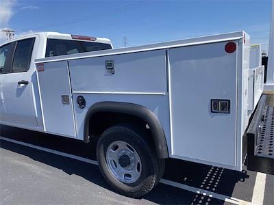 2021 Chevrolet Silverado 2500 Double Cab 4x4, Monroe MSS II Service Body #5690605 - photo 7