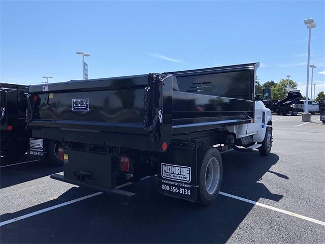 2021 Silverado 4500 Regular Cab DRW 4x2,  Monroe Truck Equipment MTE-Zee Dump Body #5690609 - photo 7