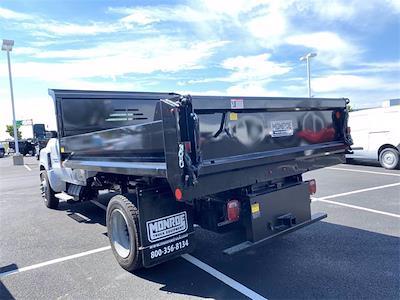 2021 Silverado 4500 Regular Cab DRW 4x2,  Monroe Truck Equipment MTE-Zee Dump Body #5690609 - photo 2