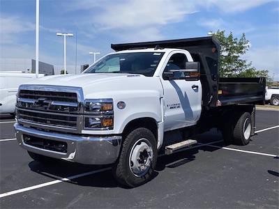 2021 Silverado 4500 Regular Cab DRW 4x2,  Monroe Truck Equipment MTE-Zee Dump Body #5690609 - photo 15