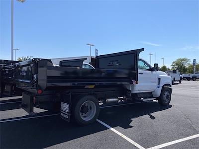 2021 Silverado 4500 Regular Cab DRW 4x2,  Monroe Truck Equipment MTE-Zee Dump Body #5690609 - photo 5