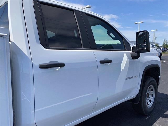 2021 Silverado 3500 Double Cab 4x2,  Monroe Truck Equipment MSS II Service Body #5690612 - photo 13