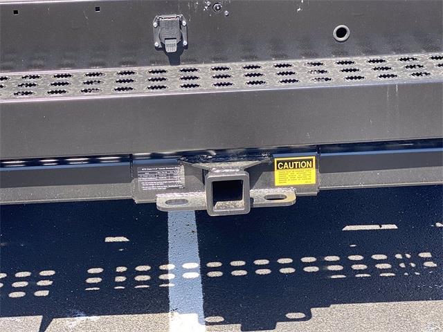 2021 Silverado 3500 Double Cab 4x2,  Monroe Truck Equipment MSS II Service Body #5690612 - photo 10