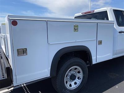 2021 Silverado 3500 Double Cab 4x2,  Monroe Truck Equipment MSS II Service Body #5690612 - photo 11