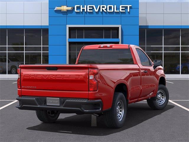 2021 Chevrolet Silverado 1500 Regular Cab 4x2, Pickup #5690613 - photo 1