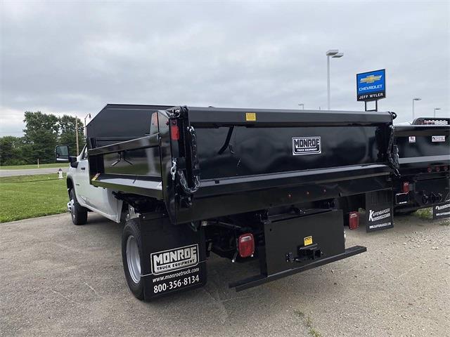 2021 Silverado 3500 Crew Cab 4x4,  Monroe Truck Equipment MTE-Zee Dump Body #5690616 - photo 9