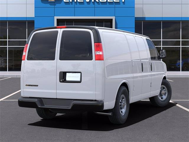 2021 Chevrolet Express 2500 4x2, Masterack Upfitted Cargo Van #5690620 - photo 1