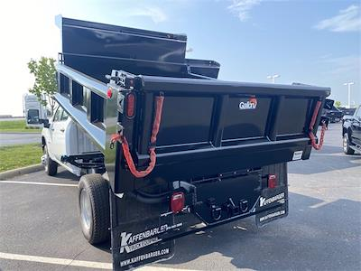 2021 Silverado 3500 Crew Cab 4x4,  Galion Dump Body #5690633 - photo 15