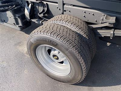 2021 Silverado 3500 Crew Cab 4x4,  Galion Dump Body #5690633 - photo 9