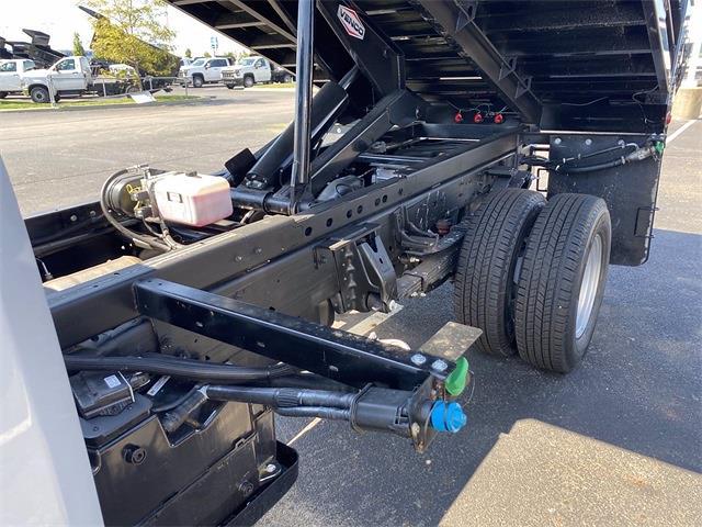 2021 Silverado 3500 Regular Cab 4x4,  Dump Body #5690644 - photo 9