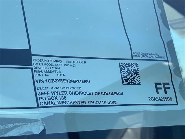 2021 Silverado 3500 Regular Cab 4x4,  Platform Body #5690657 - photo 19