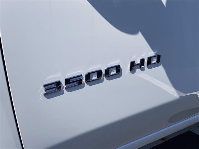 2021 Silverado 3500 Regular Cab 4x4,  Platform Body #5690657 - photo 6