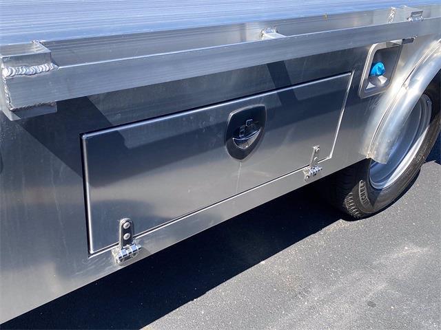 2021 Silverado 3500 Regular Cab 4x4,  Platform Body #5690657 - photo 9